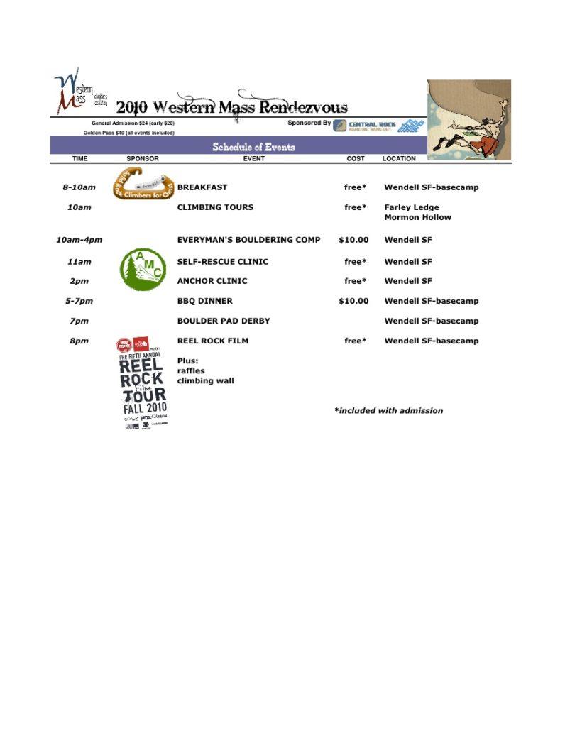 2010rendezvous-schedule